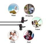 iPhone를 위한 Mic를 가진 이어폰을 취소하는 에서 귀 Earbuds 소음