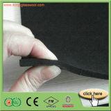 最上質の防火絶縁体のゴム製泡毛布