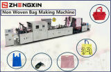 Bolso reutilizable no tejido automático que hace que la máquina tasa (ZXL-E700)