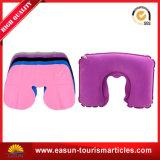 Almofada inflável para pescoço promocional para viajar (ES3051764AMA)