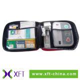 Instrutor do AED de Xft para o treinamento dos primeiros socorros