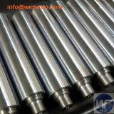 Asta cilindrica lineare d'acciaio placcata bicromato di potassio automatico di precisione della parte del tornio di CNC della fabbrica della Cina