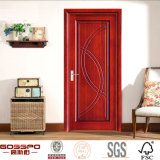 Porte extérieure extérieure HDF porte extérieure (GSP8-009)