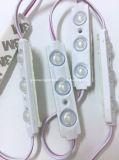 Módulo de 3 diodos emissores de luz para anunciar o sinal