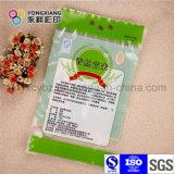 100% de sachet de riz en matières premières en PEHD avec trou de poignée et acceptez la commande personnalisée