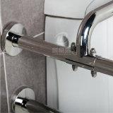 Barre d'encavateur Polished d'urinal de salle de bains de l'acier inoxydable 304