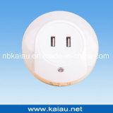 Nachtlicht des USB-Anschluss-LED (KA-NL375)