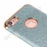 더하기 iPhone 7을%s 다채로운 전기도금을 하는 TPU 피부 풀 상자