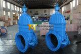 Válvula De Válvula Sluice De Gesso De Ferro Ductil Para Água (H77X-10/16)