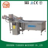 Commerciële Wasmachine voor Groenten die met de Generator van het Ozon wassen