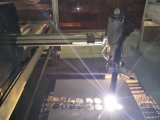 El acero portátil placa de aluminio CNC máquina de corte plasma con CE