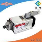 Мотор шпинделя маршрутизатора CNC 1.5kw 24000rpm Er11 Китая превосходный с ребром (GDZ80*73-1.5)