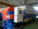 Le filtre en cuivre pour l'industrie minière de presse