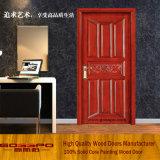 Inter Moderno dormitorio barato puerta de madera (GSP2-032)