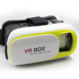 2016 nuova video casella di realtà virtuale 3D Brille Vr di vetro per Smartphone