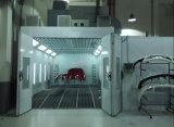 Wld8400 Waterbrone Auto Car Painting Spray Booth / Car Painting Chamber / Cabina De Pintura