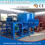 Reciclaje de Plástico de Desecho / Películas de PE PP / Sacos de Triturado y Lavadora