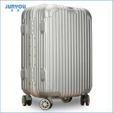 最新のデザインABS+PC堅い側面旅行荷物、荷物旅行トロリー