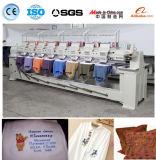 12 precios automatizados pista industriales de la máquina del bordado de Barudan de la máquina del bordado de las agujas 8