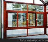 Disegno di vetro di alluminio della giuntura d'angolo della finestra di scivolamento del commercio all'ingrosso di prezzi diretti della fabbrica