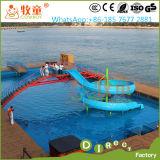 Fibra de desportos aquáticos escorrega de água (MT/WP/WS1)