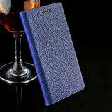 Étui en cuir pour téléphone portable avec housse multifonction
