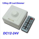 DC12V 8A IR遠隔LEDの軽い調光器