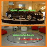 1 Rank Girrade Mesa de estacionamento Turn Table Turntable para Carport e Auto Show e Garage and Workshop