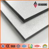 カーテン・ウォール(AF-403)のためのIdeabond銀製PVDFのアルミニウム合成のパネル