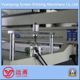 Maquinaria de impresión Semi-Auto de la pantalla para la botella plástica