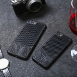 New Arrive Luxo PU Leather Phone Case Cover para iPhone 7 Case