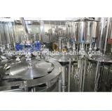 Sistema di riempimento di plastica dell'acqua di bottiglia