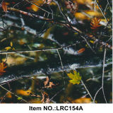 Reticolo di legno no. Lrc154A della pellicola di stampa di trasferimento dell'acqua del migliore venditore