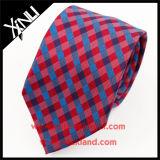 Os Mens formam a jacquard Shengzhou da seda de 100% o laço clássico para homens