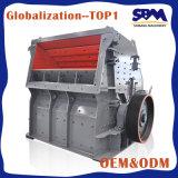 파키스탄에 있는 고품질 도로 쇄석기 기계장치