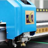Línea del corte del vidrio del CNC