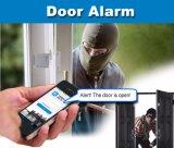 Умный Дом - Безопасность GSM GPS, системы сигнализации GSM магнитный датчик двери аварийной сигнализации, универсального беспроводного сигнала двери GPS