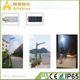15W工場はIP65に保証3年の太陽LEDの街灯作った