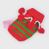 Chandail de crabot de chandail d'animal familier de Noël