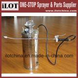 Ilot &#160 ; compactage inoxidable portatif Sprayer&#160 de la pression 6L ;