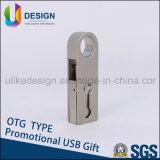 DIY OTG Firmenzeichen USB-grelles Feder-Laufwerk