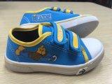 OEM &#160 ; Le Velcro &#160 des enfants ; Chaussures de toile &#160 ; Chaussures de patin de chaussures occasionnelles d'enfants (HH17602)
