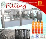 Remplir remplissant de /Hot d'usine de boisson de matériel de jus
