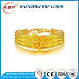 máquina de la soldadura por puntos de laser de la joyería del vector 100W para el aluminio del cobre de la plata del oro