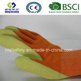 Sicherheits-Handschuhe Chindren Latex-Arbeits-Handschuhe