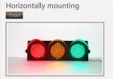 Proveedor de China 300mm Cross Road Car Taffic señal luminosa