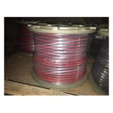 "5/16"" 8mm I. D. Un fil tressé Le flexible hydraulique élevée"