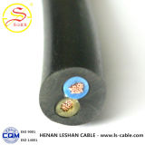 35kv 11kv Câble d'alimentation électrique isolé mono tension XLFE à haute tension Fabricant