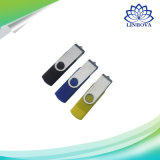 Unidade USB Giratório de metal Pen Drive 128 GB 64GB, 32GB, 16GB 8 GB Pendrive 4 GB Flash Memory Stick USB
