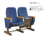 Bewegliche Eisen-Bein-Auditoriums-Sitze (RX-307)